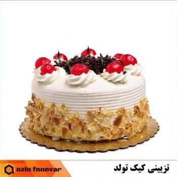 تزیینی-کیک-تولد